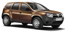 Inchirieri masini Aeroport - Dacia Duster 4X4